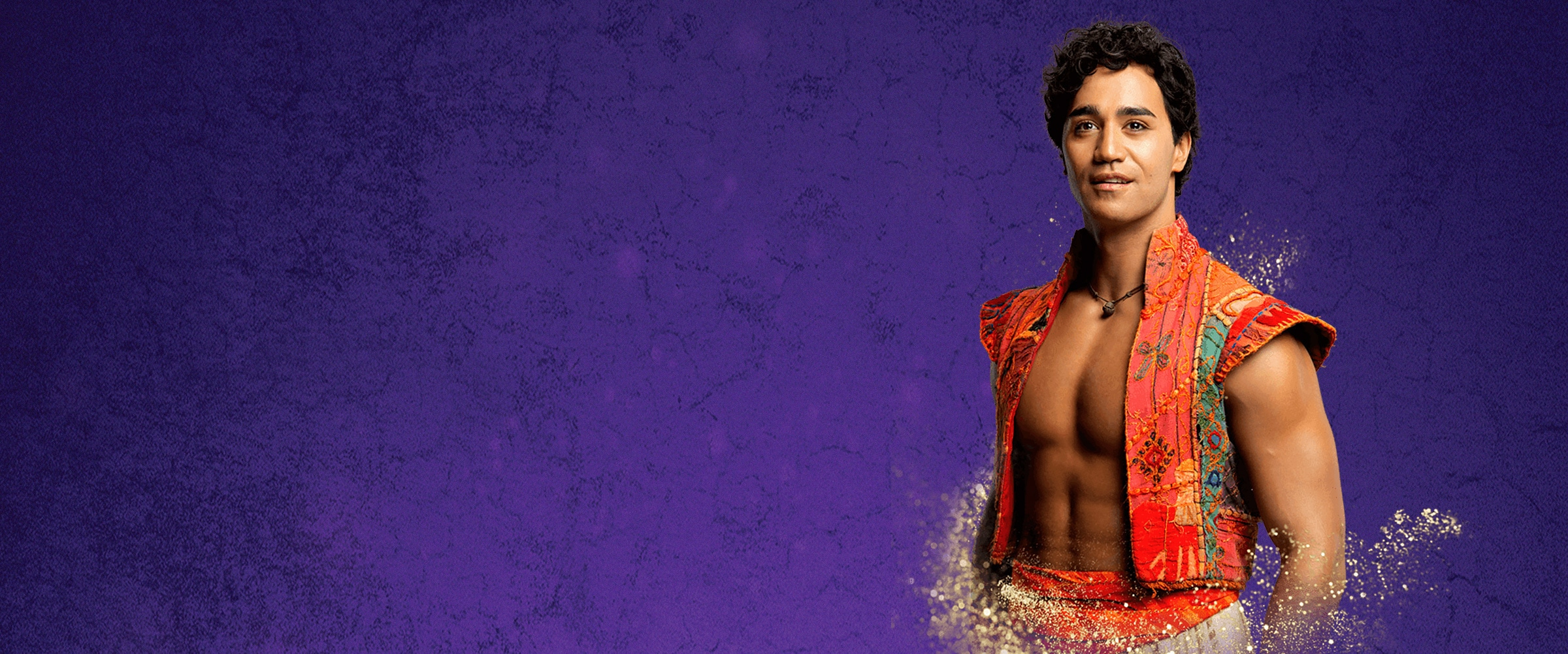 Live Shows AU - Aladdin Musical - New Aladdin Hero