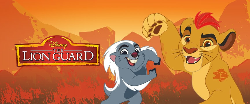 The Lion Guard Activities