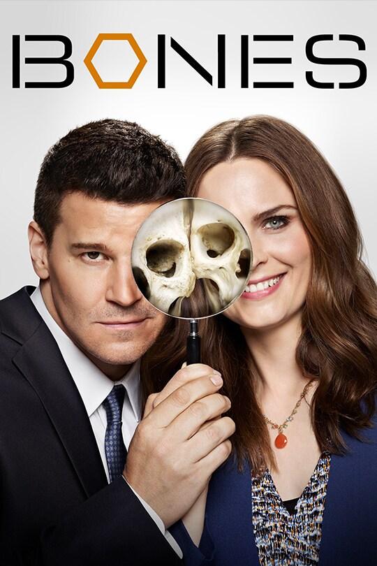 Bones - Star on Disney+