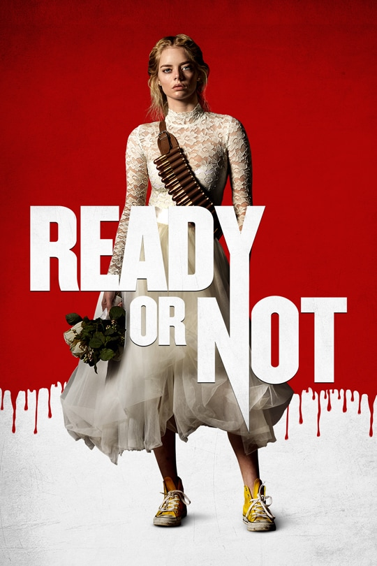 Ready or Not poster