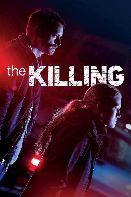 The Killing - Star on Disney+