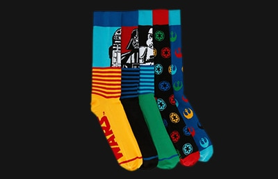 Star Wars Socks Gift Pack