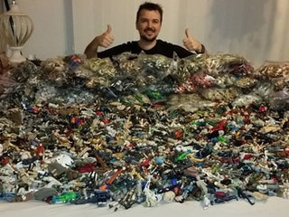 Australian Star Wars Collectors: Mick Pylak