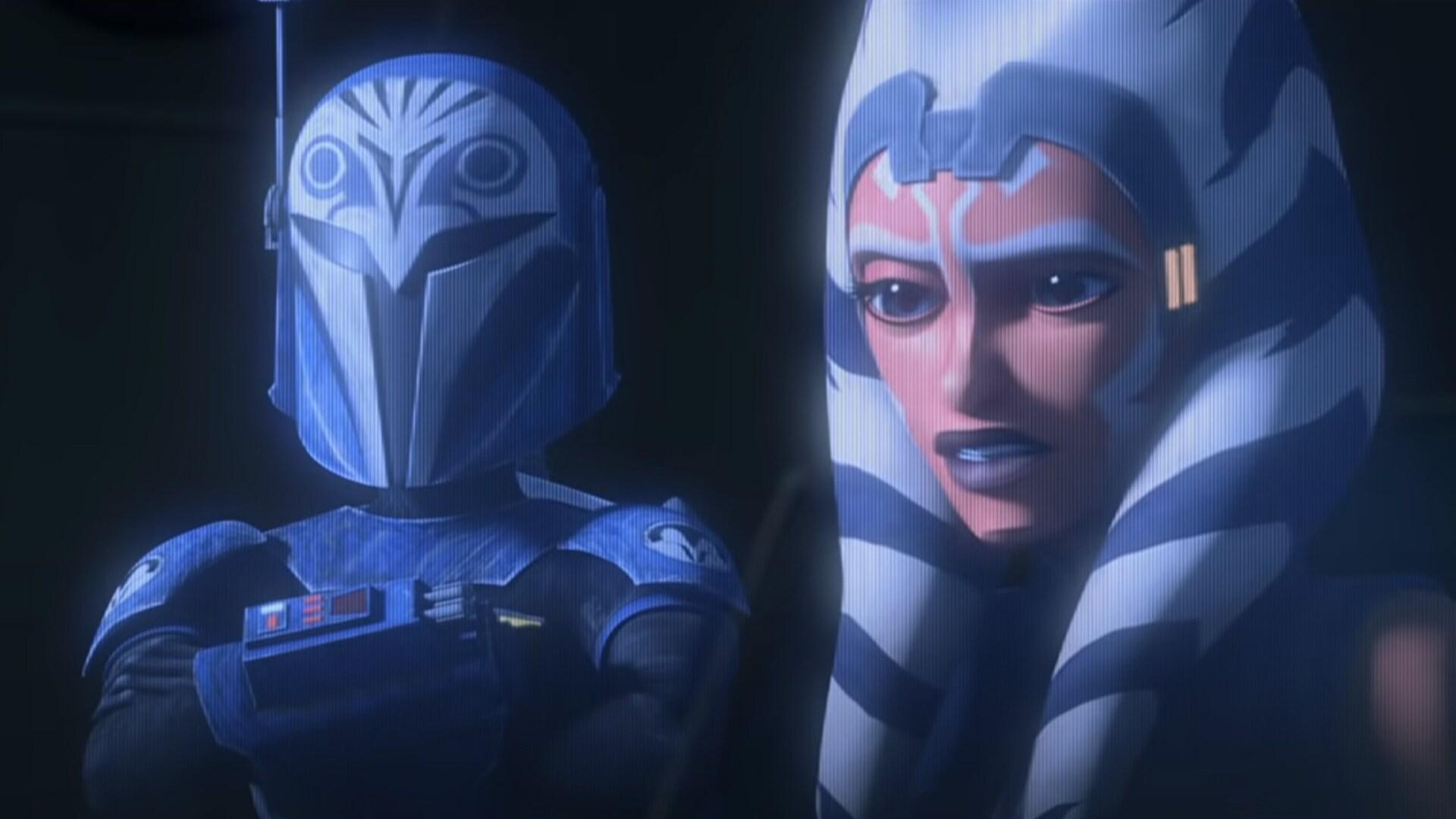 Inside the Final Duel: Maul vs. Ahsoka from Star Wars: The Clone Wars on Disney Plus