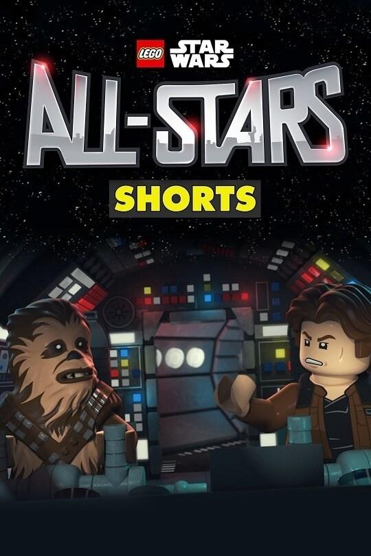 LEGO Star Wars: All Stars (Shorts) poster