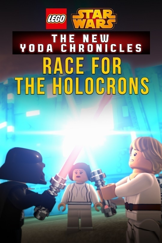 LEGO Star Wars: The New Yoda Chronicles - Race for the Holocrons poster