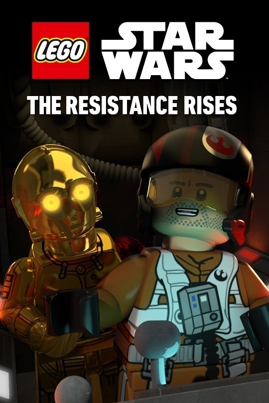 LEGO Star Wars: The Resistance Rises (Shorts) poster