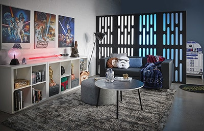 Star Wars range at Fantastic Furniture