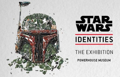 Star Wars Idientities at Sydney's Powerhouse Museum