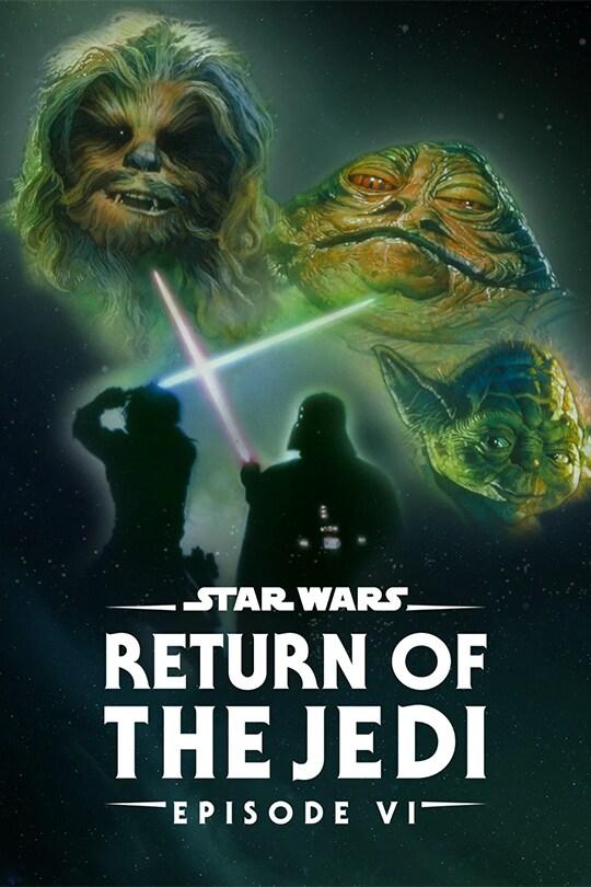 Star Wars: Return of the Jedi (Episode VI) poster