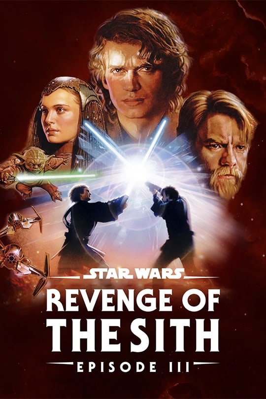 Star Wars: Revenge of the Sith (Episode III) poster
