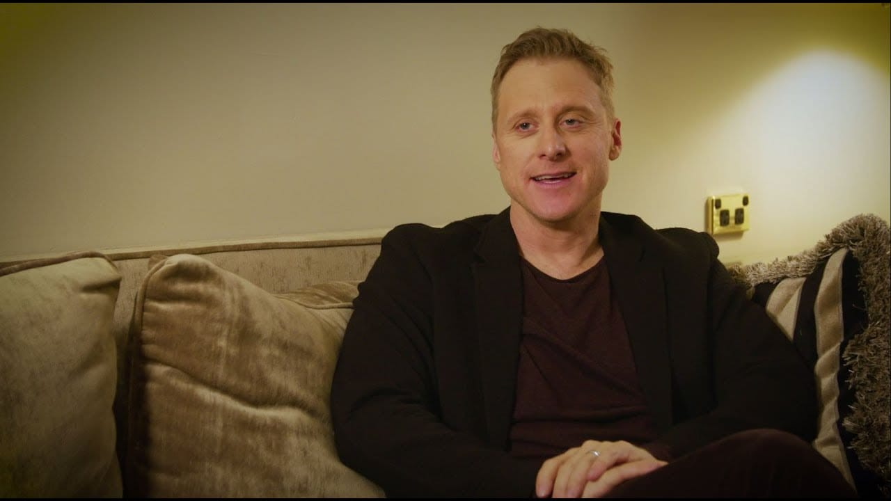Actor Alan Tudyk discusses his role as K-2SO in Rogue One: A Star Wars Story