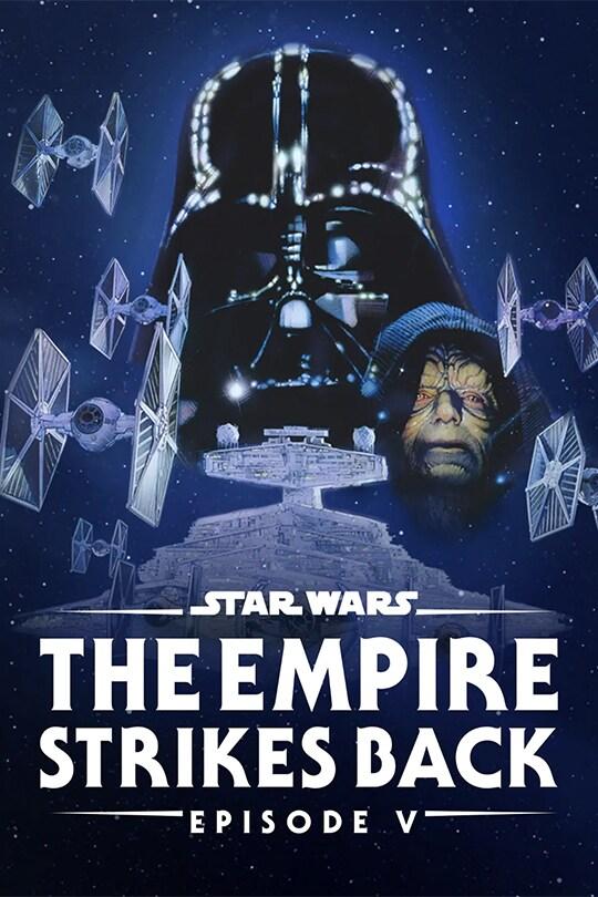 Star Wars: The Empire Strikes Back (Episode V) poster