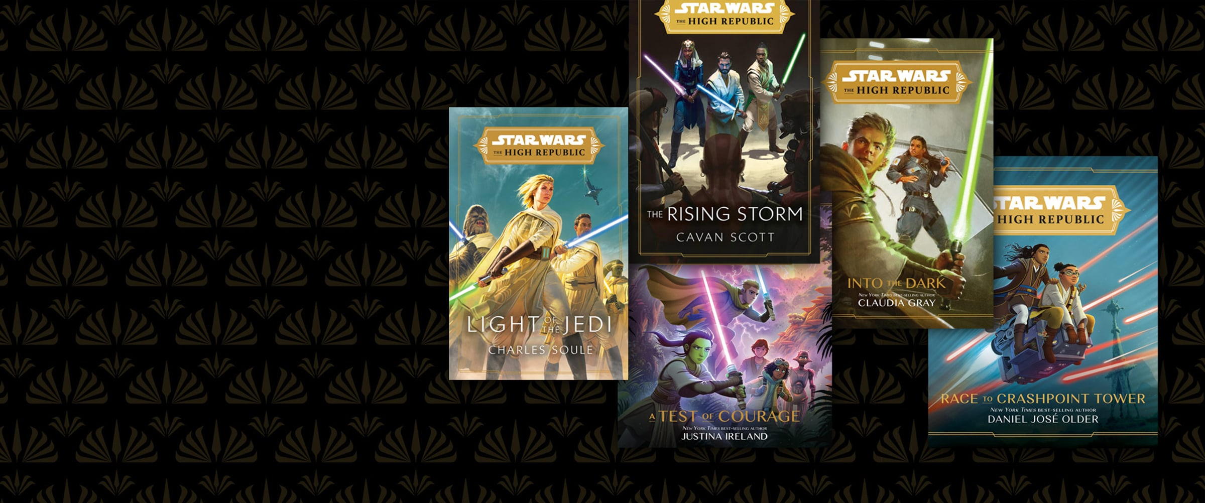 Star Wars: The High Republic Books | Available Now