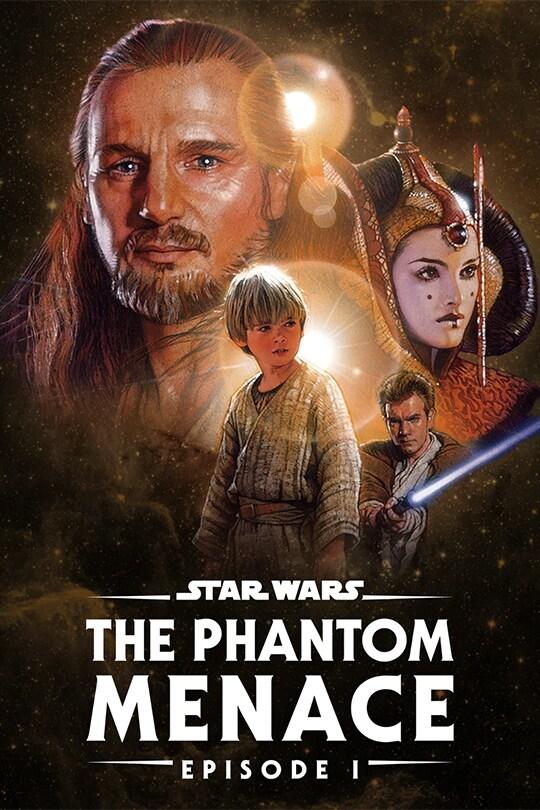 Star Wars: The Phantom Menace (Episode I) poster