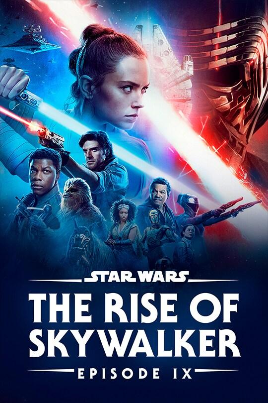 Star Wars: The Rise of Skywalker (Episode IX) poster