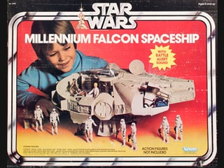 Old To The New: 40 Years of Star Wars Toys
