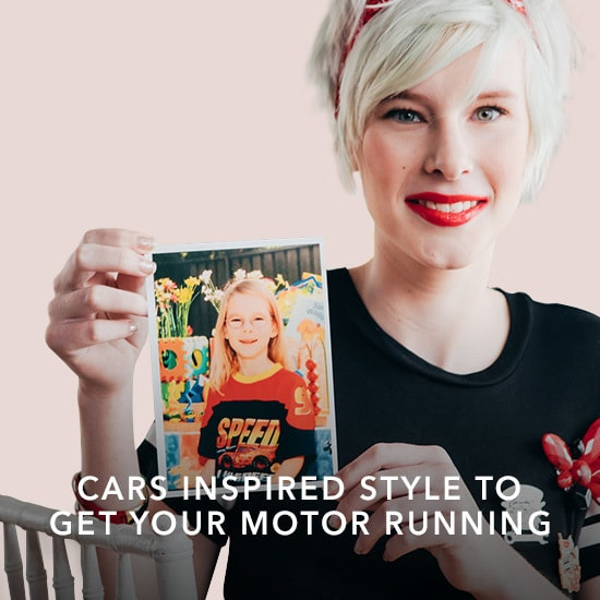 Cars Fans Style Then and Now