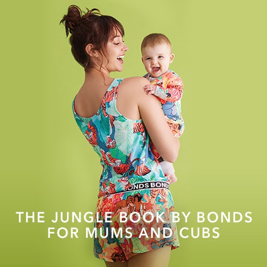 DCP - The Jungle Book by Bonds - Copy - Mum and Cubs - Homepage - Stream AU