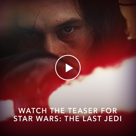 Star Wars - The Last Jedi Teaser - Homepage - Stream AU