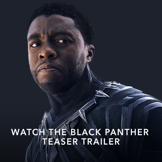 Marvel Black Panther Teaser Trailer