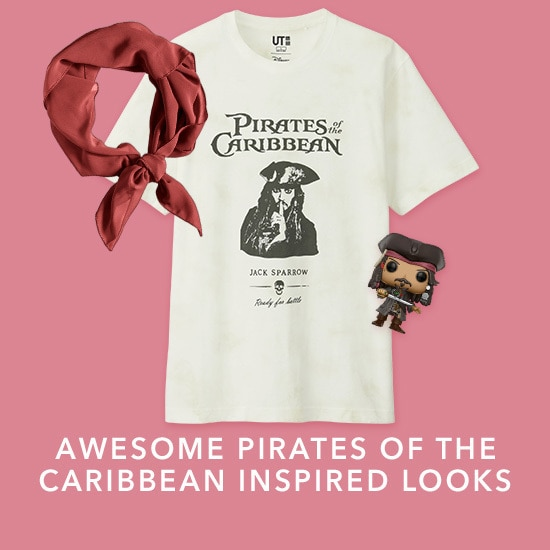 Awesome Pirates of the Caribbean Inspired Looks