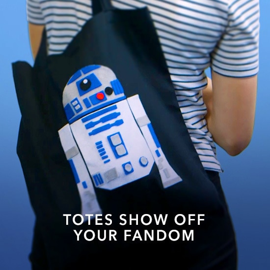 Star Wars DIY Tote Bags