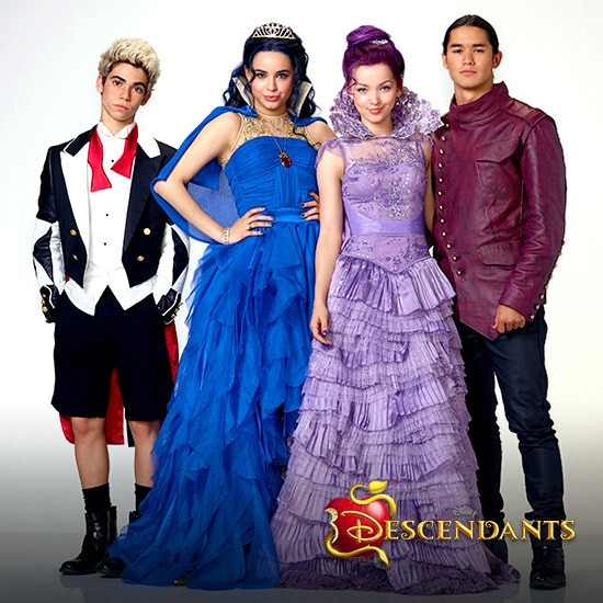 Shows AU - Descendants 2