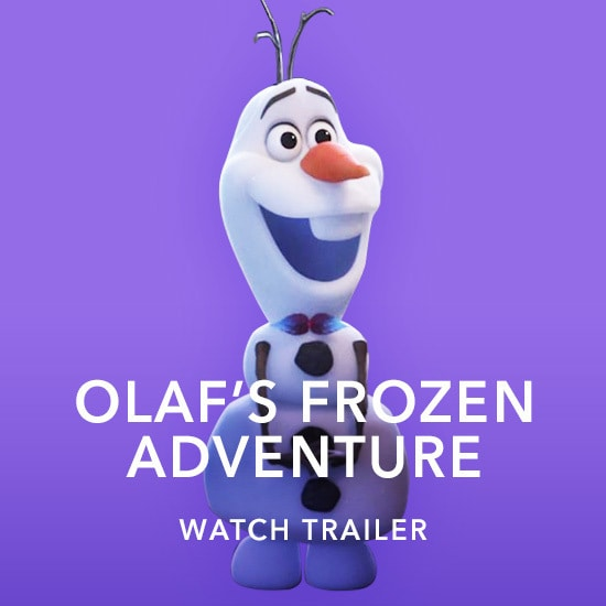 Olaf's Frozen Adventure Trailer - Olaf Only