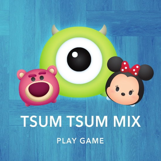 Tsum Tsum Mix Homepage Stream
