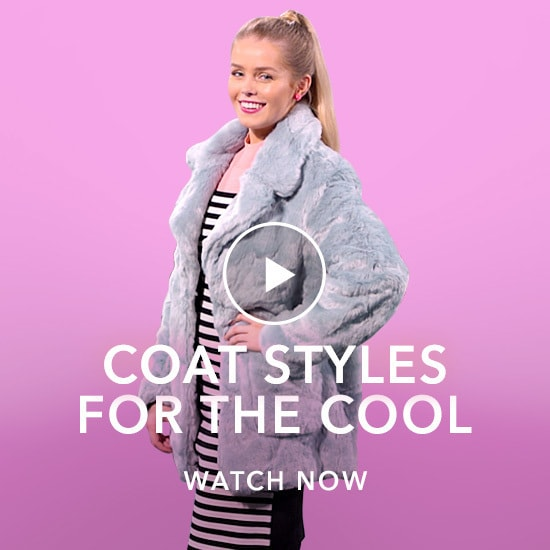 The Style Edit Winter Coats With Ella