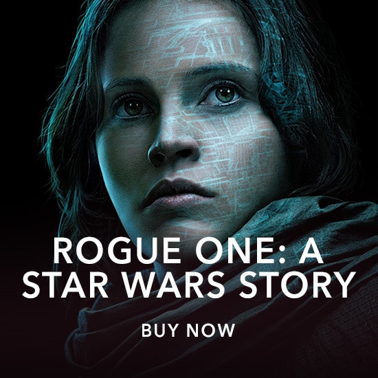 Star Wars Rogue One - Jyn - Buy Now - Homepage Stream AU