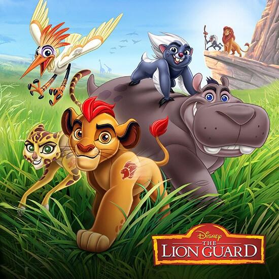 Shows AU - DJ Lion Guard - Slider