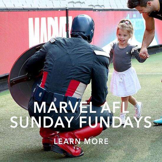 Marvel at the AFL