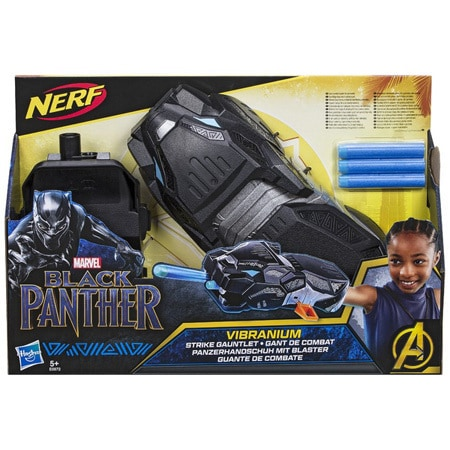Black Panther: Vibranium Strike Gauntlet