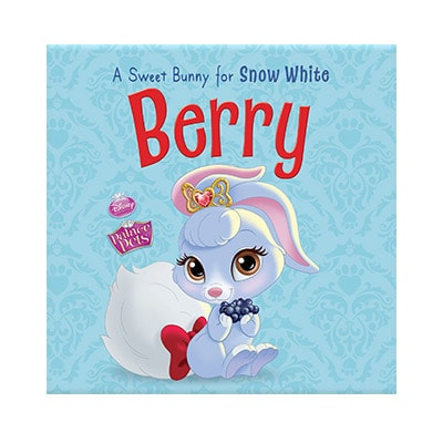 Berry: A Sweet Bunny For Snow White