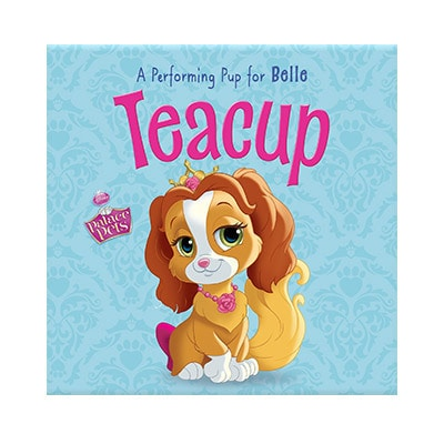 Teacup: A Performing Pup For Belle