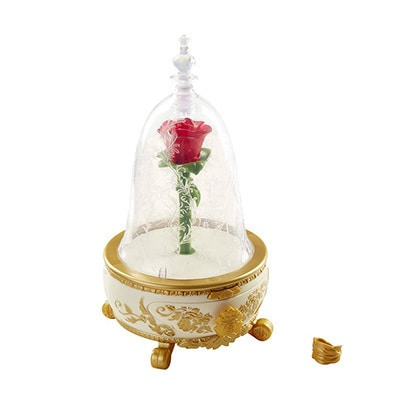 Disney Beauty & The Beast Enchanted Rose Jewellery Box