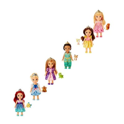 Disney Princess Petitie & Friends Dolls