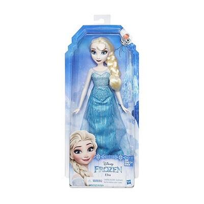 Frozen Classic Doll - Elsa