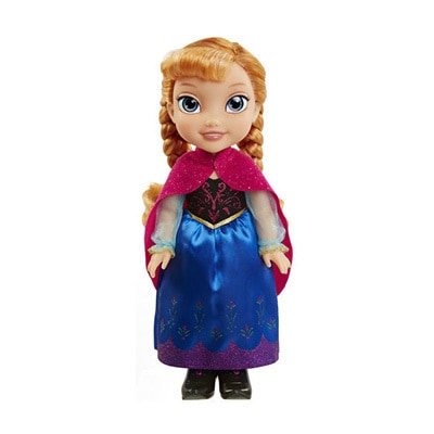 Frozen Toddler Doll - Anna
