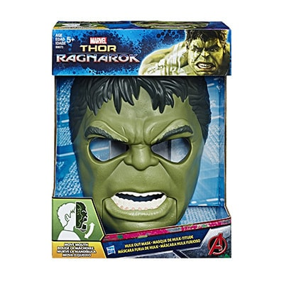 Hulk-Out Mask