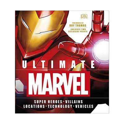 Ultimate Marvel Board Book