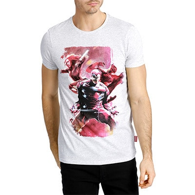 Kenji Iron Man Trio Tee