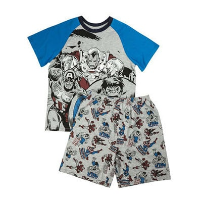Marvel Pyjama Set