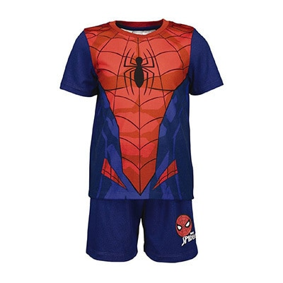 Spider-Man Boys' Short Sleeve Pyjamas