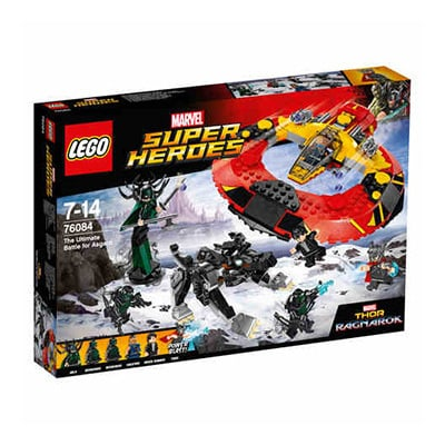 Lego Ultimate Battle for Asgard