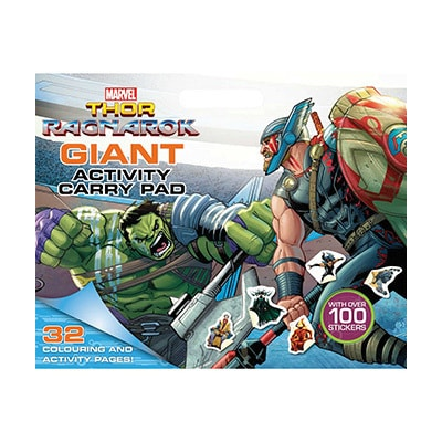 Thor Ragnarok Giant Activity Pad