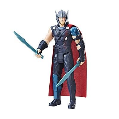 Thor Ragnarok Electronic Figure