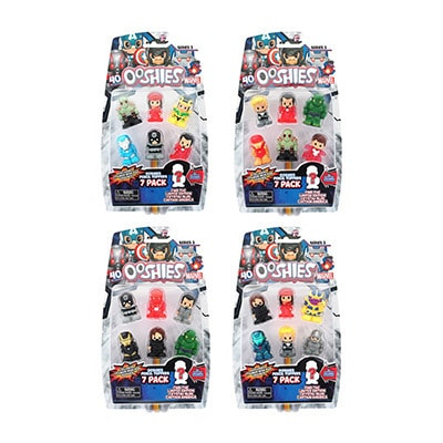 Marvel Ooshies 7 Pack Assorted